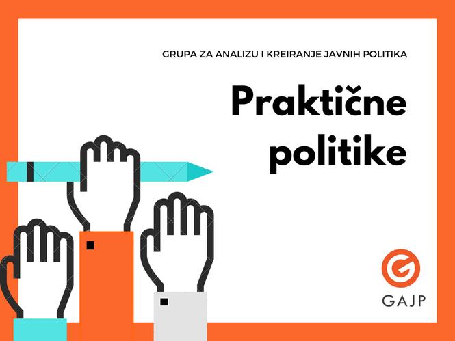 Praktične politike u izbornoj ponudi za Grad Beograd