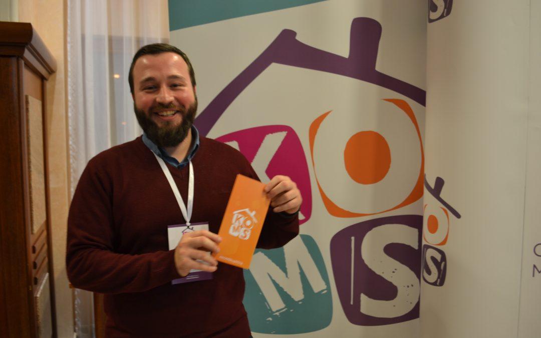 GAJP izabran za pridruženu članicu KOMS