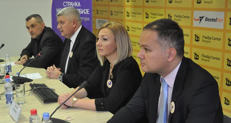 Deklaracija za održivi nacionalni odgovor na HIV podržana i od strane Stranke moderne Srbije