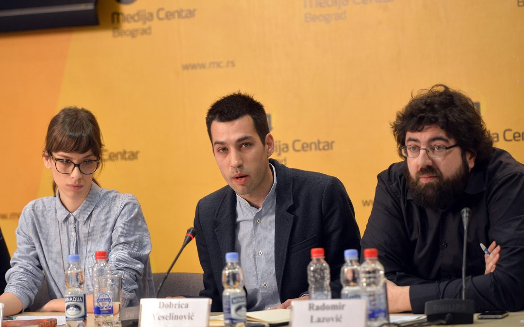 """Inicijativa Ne davimo Beograd potpisala """"Deklaraciju za održiv nacionalni odgovor na HIV"""""""