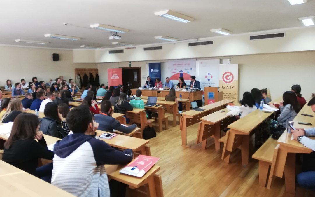"""Sedmi Dani javnih politika održani na FPN: """"Želimo da pokažemo kako se diskutuje o važnim pitanjima u demokratskom društvu"""""""