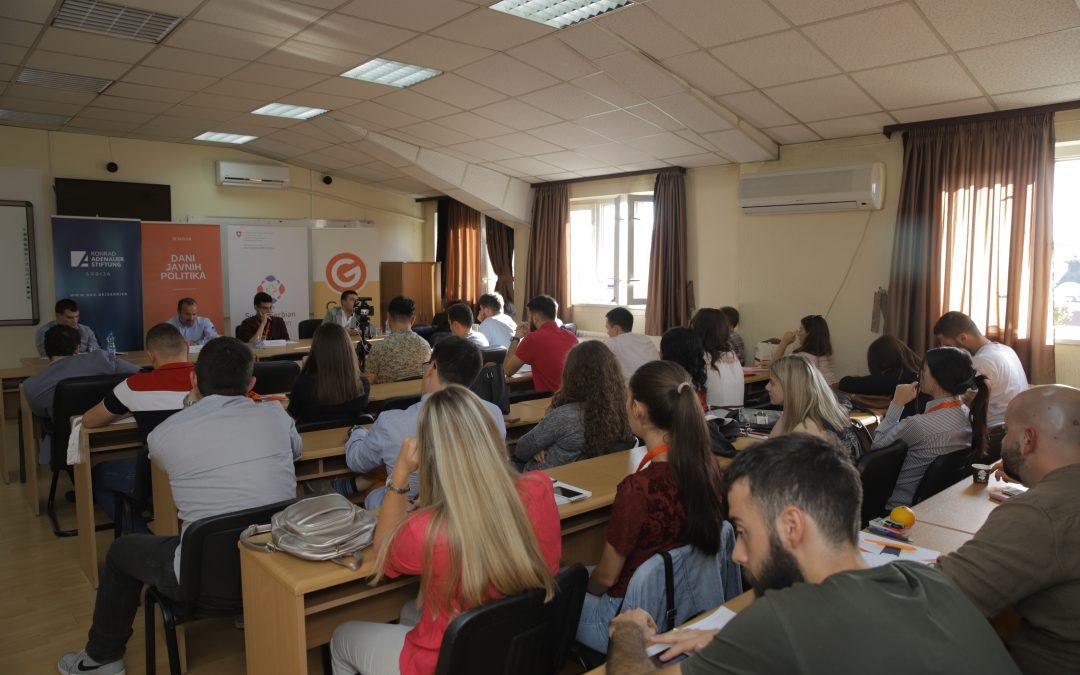 Održani prvi Dani javnih politika u Nišu