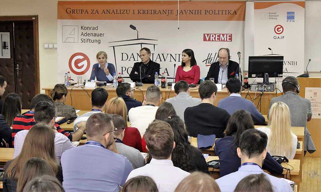 "Otvoren četvrti seminar ""Dani javnih politika"""