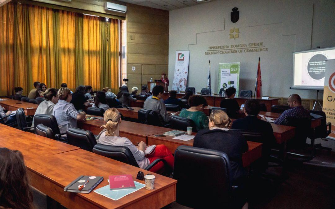 Treći Kongres zelene ekonomije održan u Beogradu